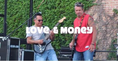 Love & Money Live on the Patio!