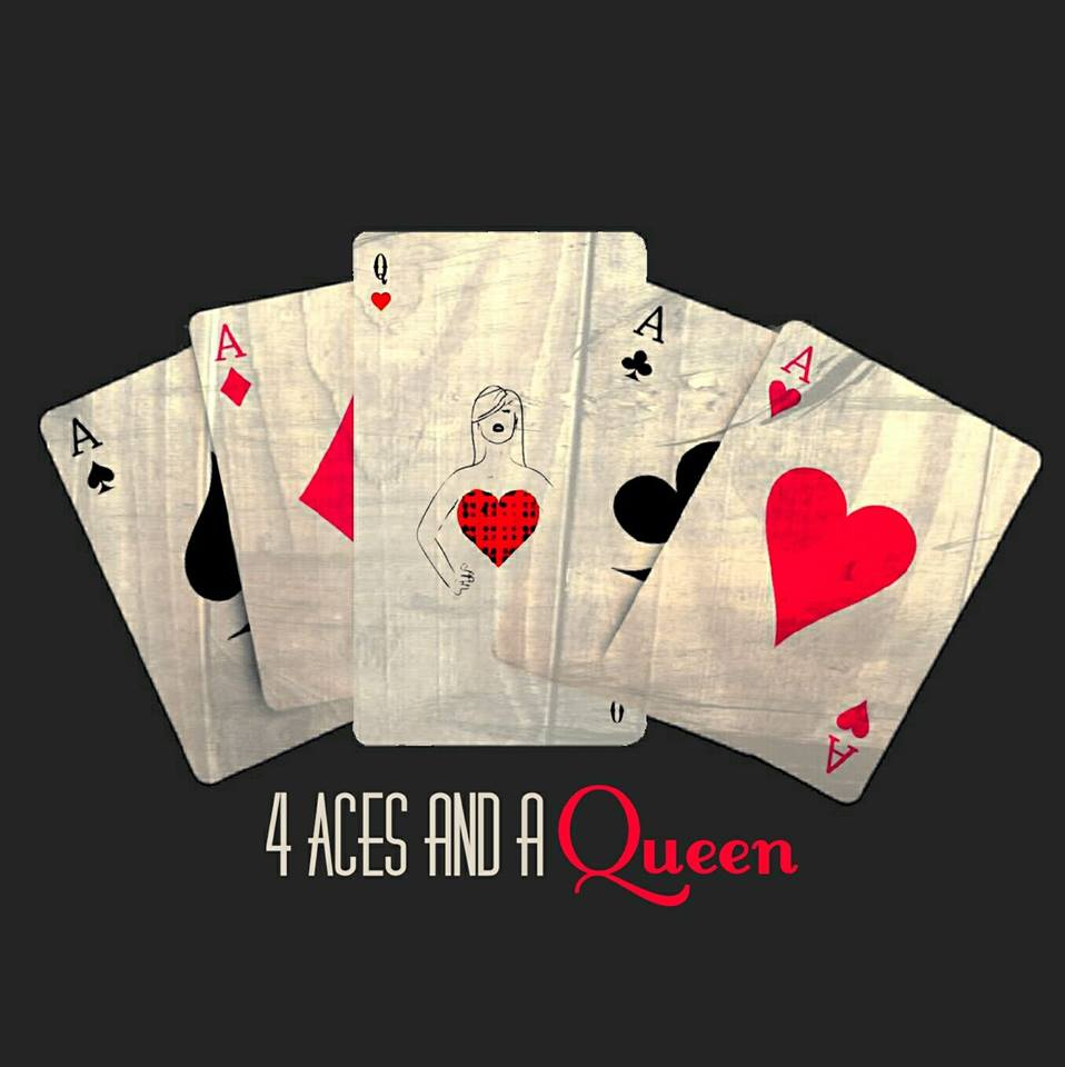 4 Aces and a Queen