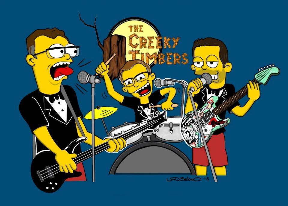 The Creeky Timbers