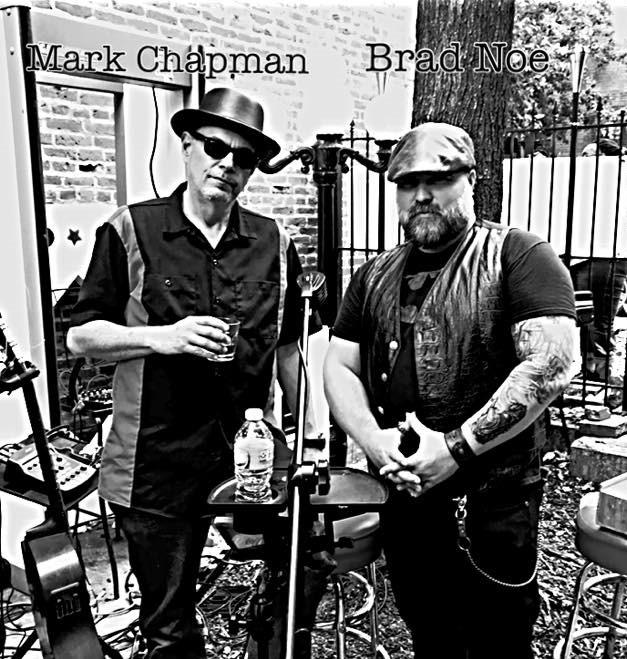 Mark and Brad