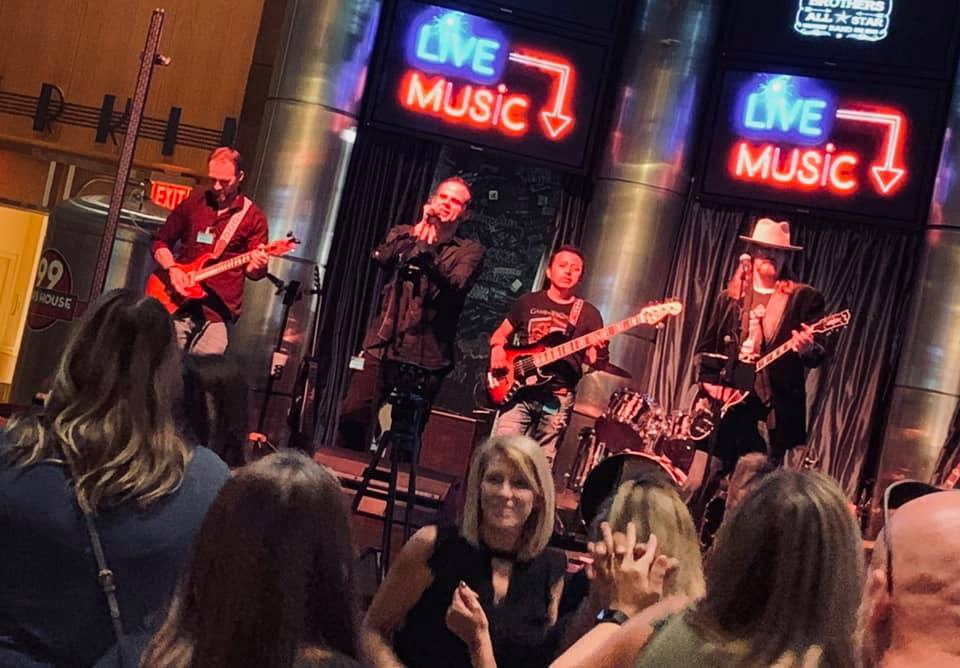 Moonshine Bros. All Star Band Live in Naperville!