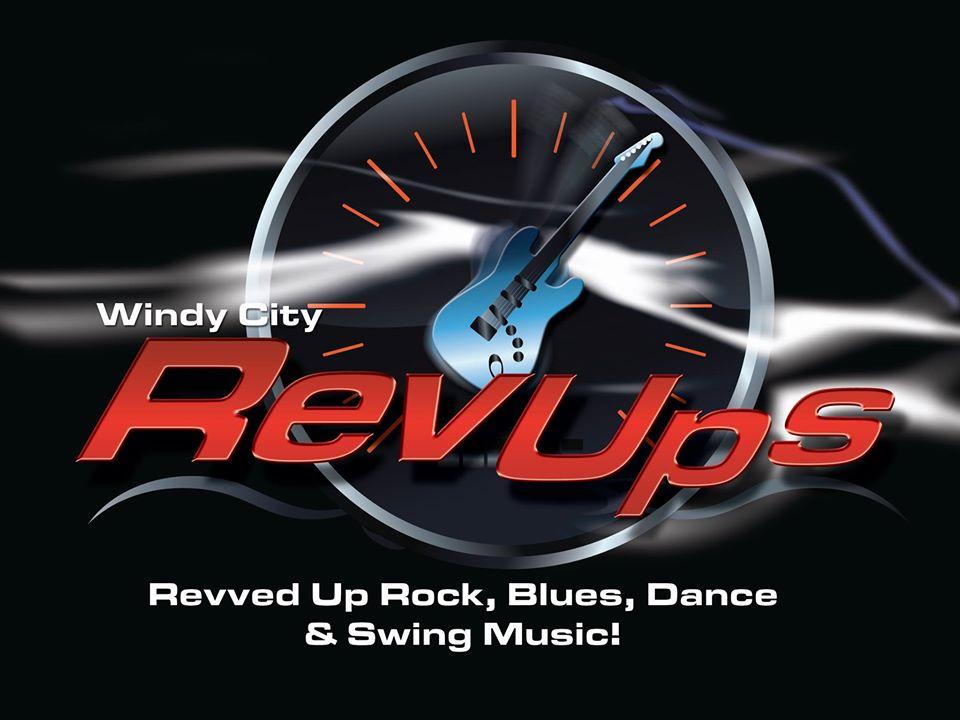 """Potter's Place - Windy City Rev Ups """"Live Band"""""""